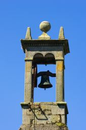 bell tower: picture by Iain Sarjeant