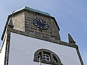 Cromarty Courthouse tower