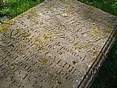 East Church gravestone