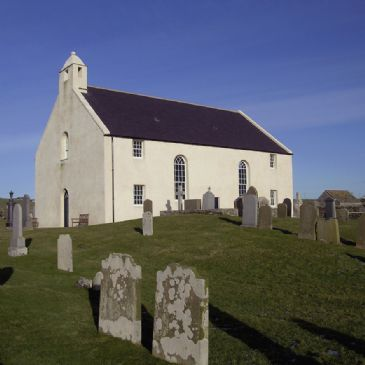 St Peter's Church, Sandwick, Orkney